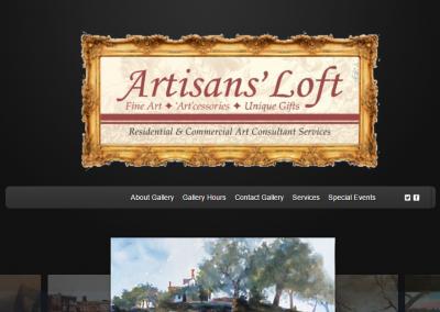 Artisan's Loft – Fine Art Gallery