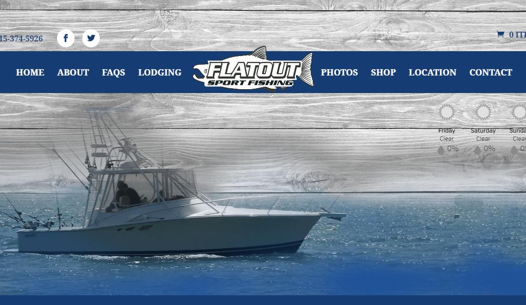 Flatout Sport Fishing