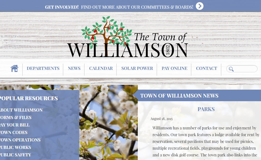 Town of Williamson