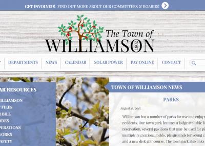 Town of Williamson