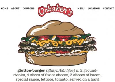 Orbakers Drive In