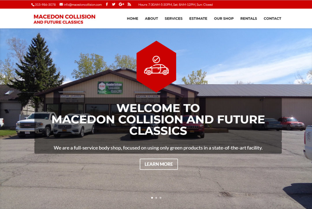 Macedon Collision